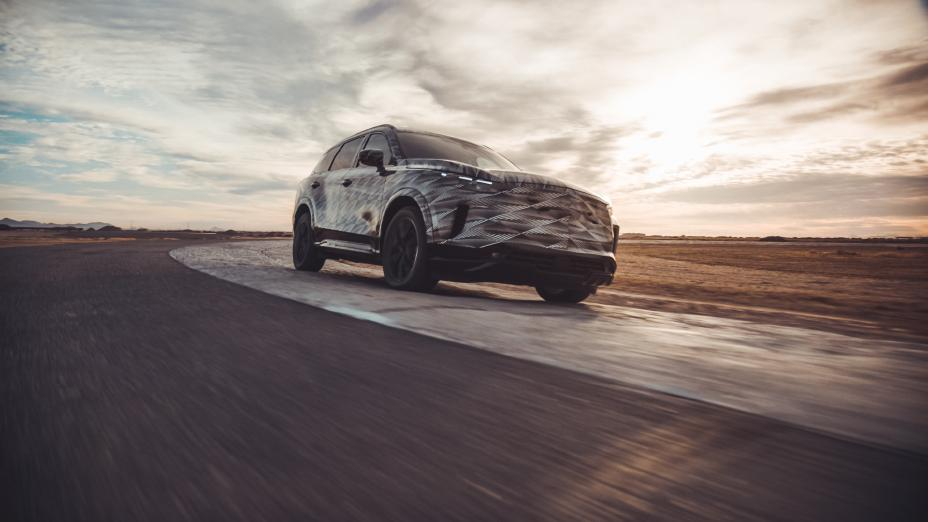 Power and Handling of the 2022 QX60